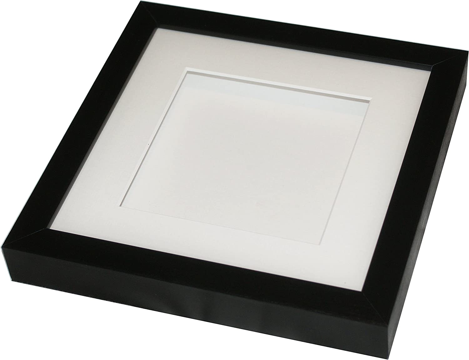 Deep Box Black Medal Display Frame for 3D items, Medals, Rosettes 8 ...