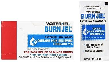 Waterjel Burn Gel (6 count)
