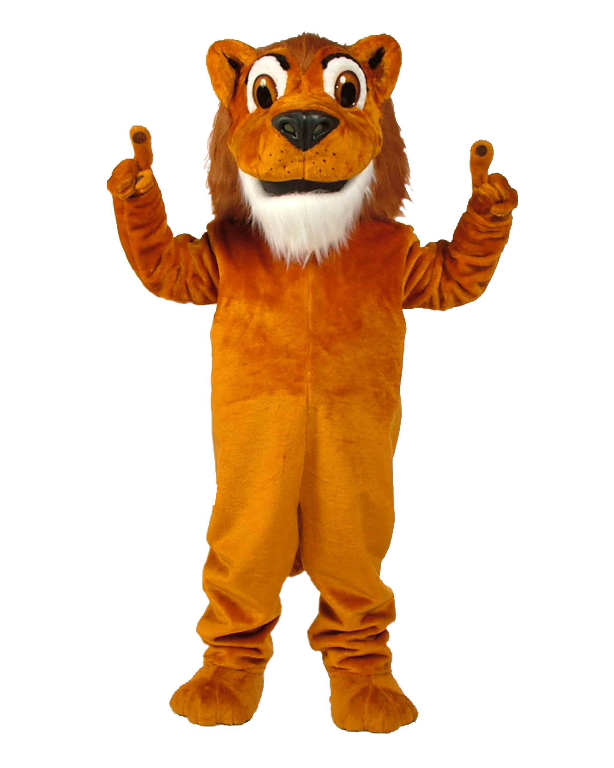 ALINCO Larry Lion Mascot Costume