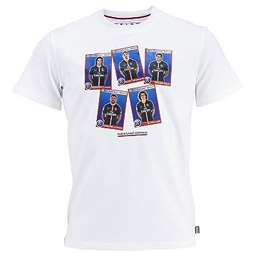 Paris Saint Germain - Camiseta Ibrahimovic Lavezzi Cavani ...