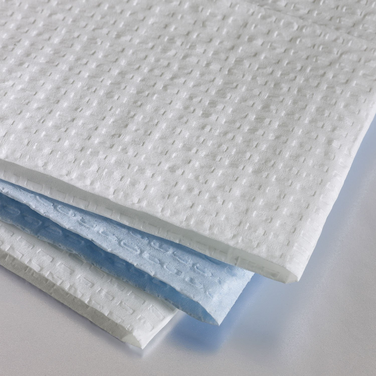 Graham Medical 70170N Towel, 3 Ply, 13.5''w x 18''l, Overall Emboss (Pack of 500)