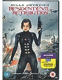 Resident Evil: Retribution (DVD) [2012]