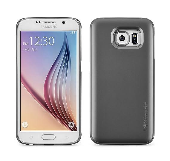 brand new 36831 4d4b2 Amazon.com: Galaxy S6 Case, Skinplayer i-Slide Ultra Slim Card Case ...