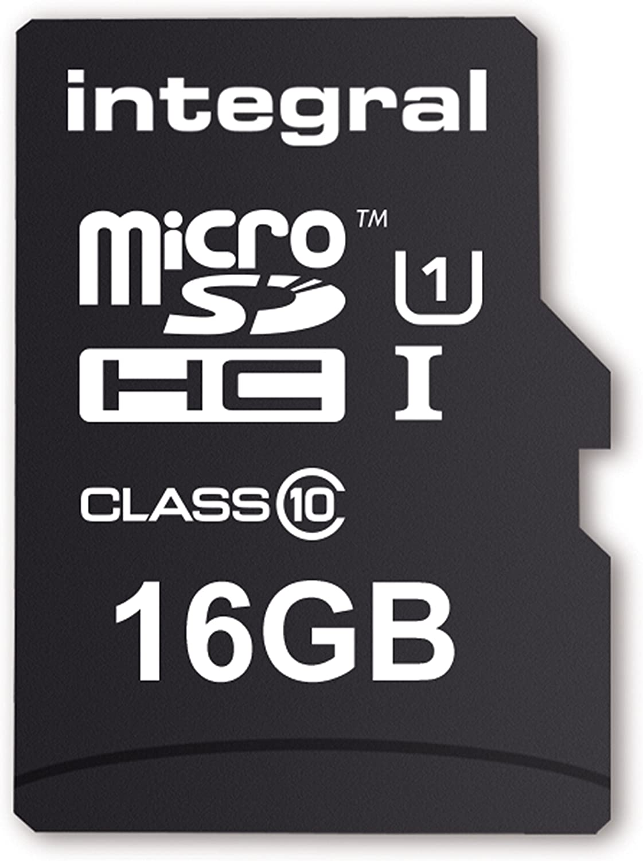 Integral 32GB Class 10 SDHC Memory Card