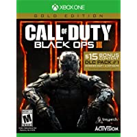 Xbox One - Call Of Duty Ops 3 - Gold Edition With DLC