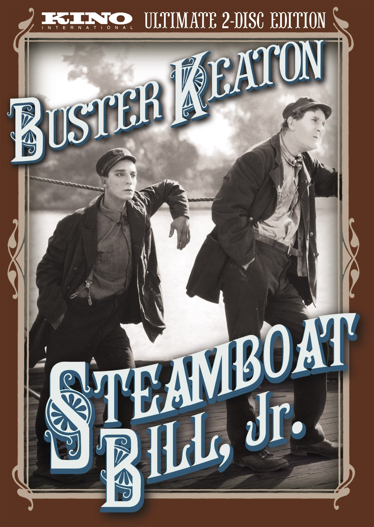 Steamboat Bill, Jr. [Ultimate 2-Disc Edition]