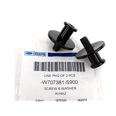 Ford F150 Ranger Explorer Bed Extender Striker Bolt Screws & Washers Set OEM NEW: Automotive
