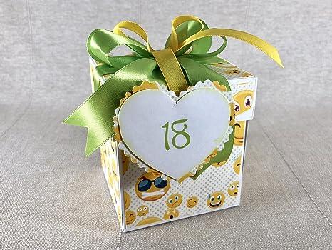 Caja de Regalo - Regalo del paquete para vales-regalo 18º ...