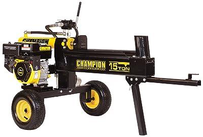 Champion Power Equipment 91520 Log Splitter, 15-Ton