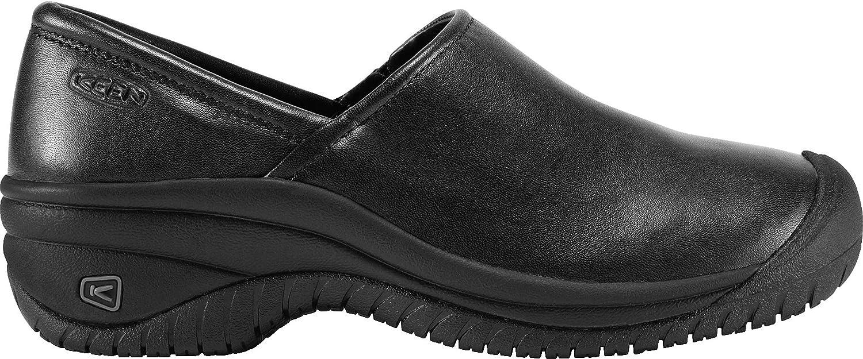 Black KEEN Utility - PTC Slip-On II, Women's Work shoes