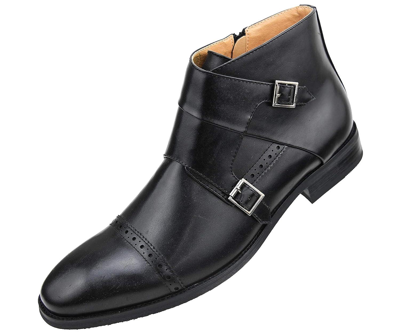 Amazon.com: Amali - Zapatillas de vestir para hombre con ...