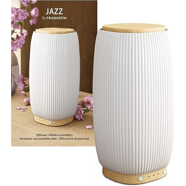 Difusor Jazz Cerámica + Bambú: Amazon.es