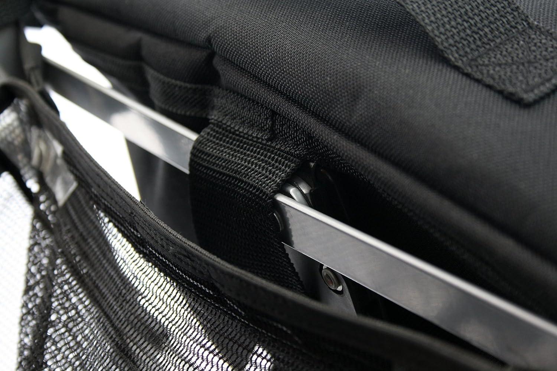 JL Childress Cool N Cargo Stroller Cooler Black