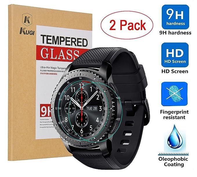 NEXUS reloj 43,5 Protector de pantalla, KuGi® Nexus reloj 43,5 ...