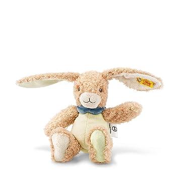 ca9ba6117b Steiff 240331 Freundefinder Hase, beige: Amazon.de: Baby