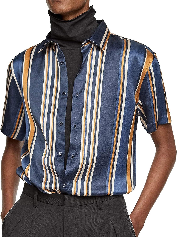 Zara 7545/291 - Camiseta de Manga Corta para Hombre, diseño ...