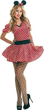 My Other Me - Disfraz de ratoncita sexy, para mujer, talla S, color ...