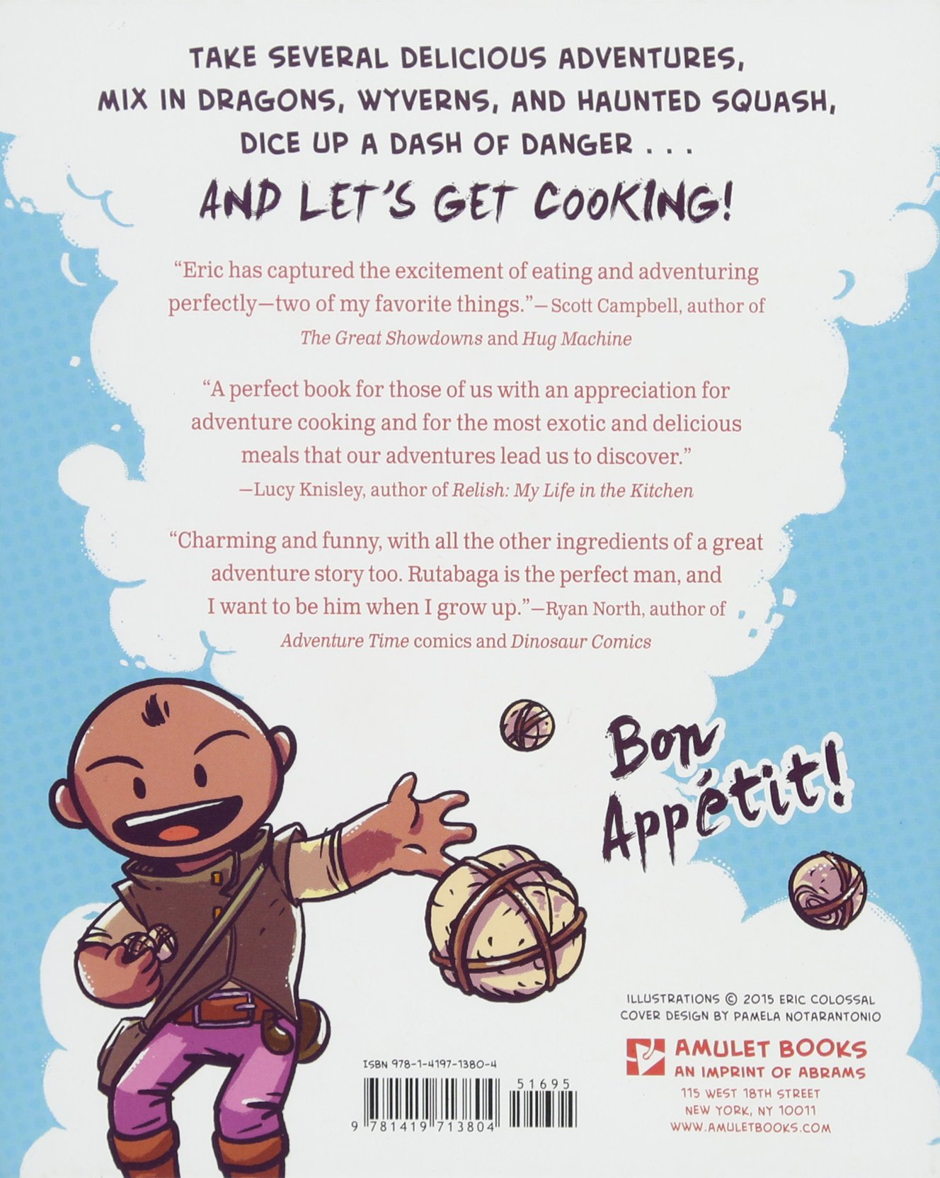 Rutabaga the Adventure Chef: Book 1 by Harry N. Abrams (Image #2)