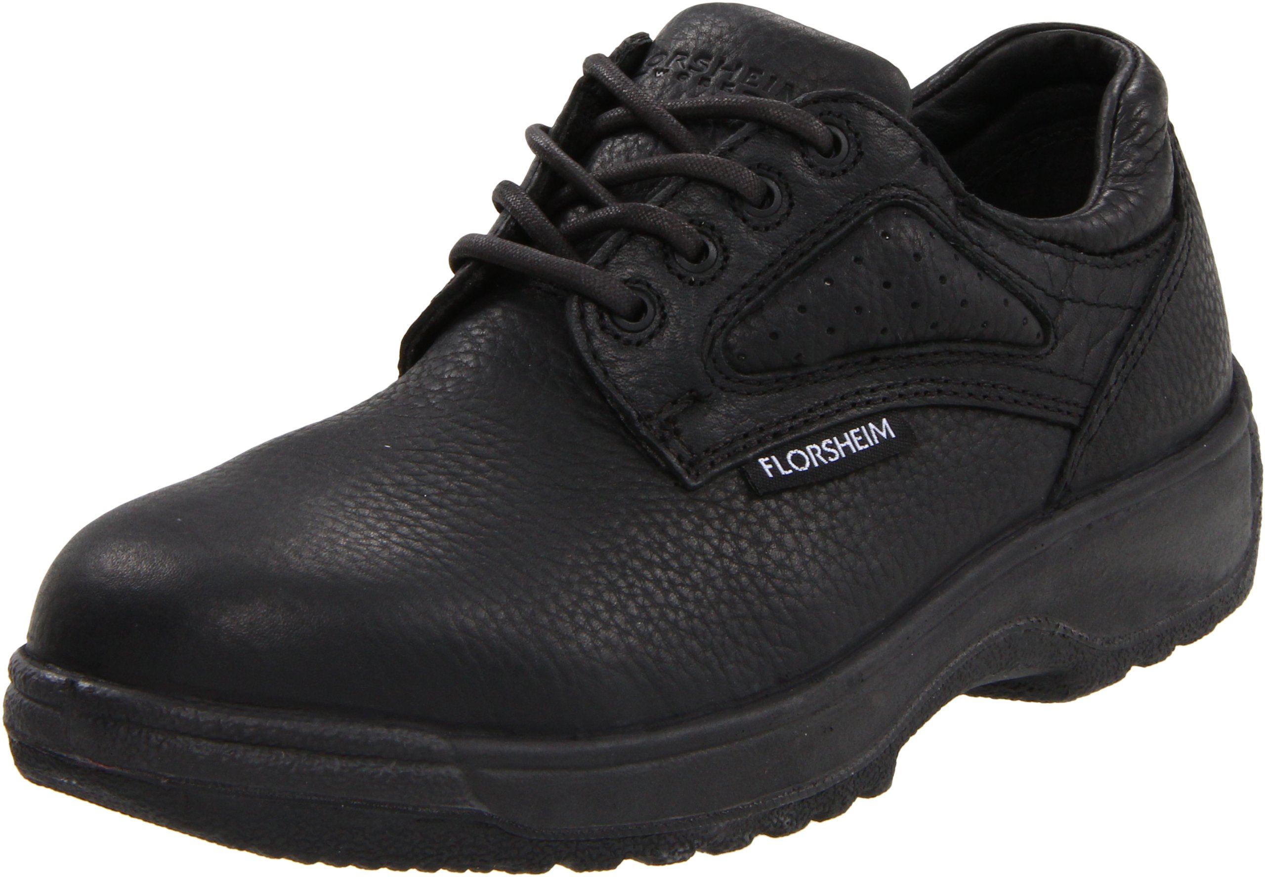 Florsheim Work Men's FS2416 Work Shoe,Black,11 3E US