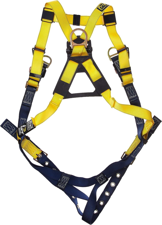 Capital Safety 1105828 Delta Derrick - Arnés (talla XL): Amazon.es ...