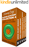 Culinary Cozy Murder Collection 4 - Books 16-20 of the Donut Hole Mysteries (Donut Hole Cozy Mystery)