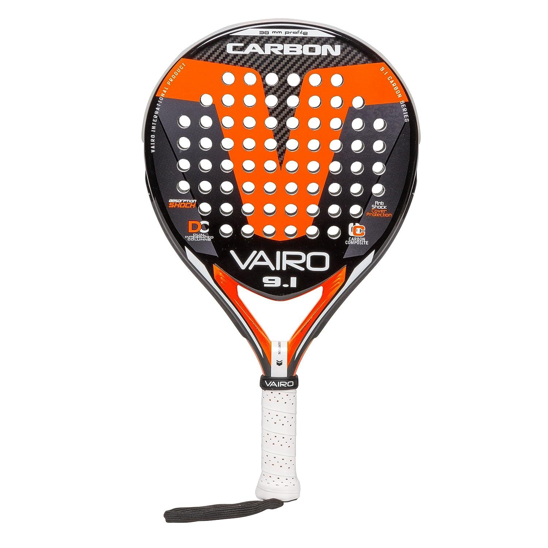 VAIRO Pala de Padel Carbon 9.1: Amazon.es: Deportes y aire libre