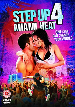 Step Up 4 Revolution Italia Dvd Amazones Peter Gallagher