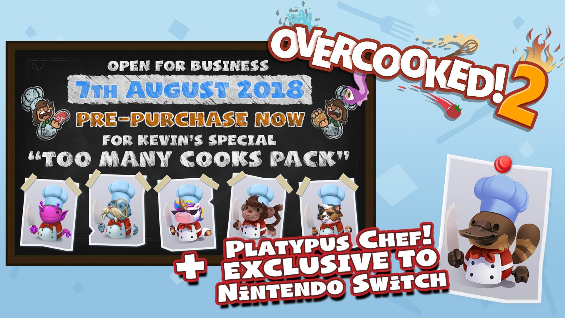 Overcooked! 2 - Nintendo Switch by Sold Out (Image #2)