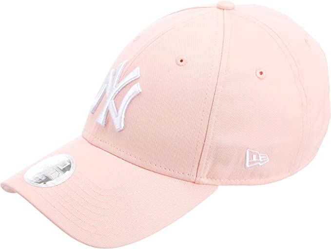 New Era York Yankees Essential 9 Forty Gorra, Mujer, Rosa, Única ...