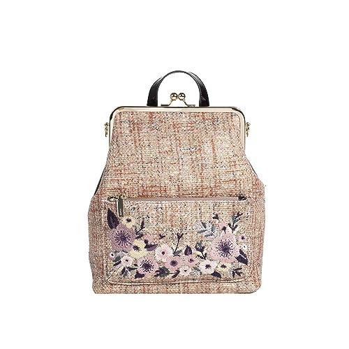 Parfois - Mochila Grazie - Mujeres - Tallas M - Rosa: Amazon.es: Zapatos y complementos