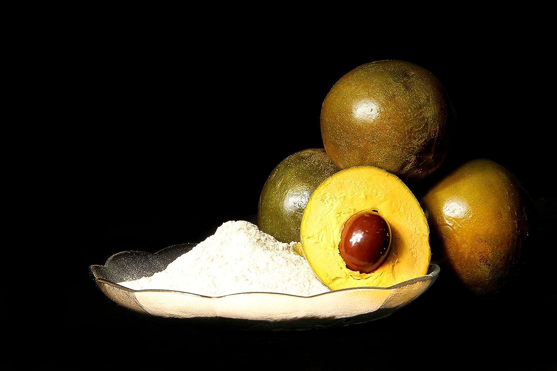 Lúcuma en polvo Ecologica PURASANA (200gr): Amazon.es: Alimentación y bebidas