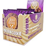 Buff Bake, Protein Cookie, Chocolate Chocolate Chip, Gluten Free & Non GMO, Pack of 12