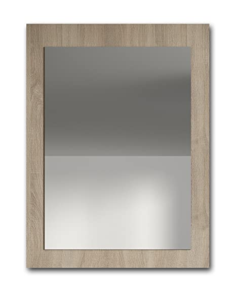 SLAAP - Espejo de Pared Color Cambrian. Medidas 75x100