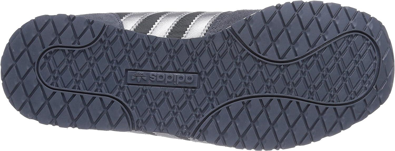 Adidas Adistar Racer, Zapatillas de Deporte para Mujer Onix Silver Met Light Flash Red 1bBP0