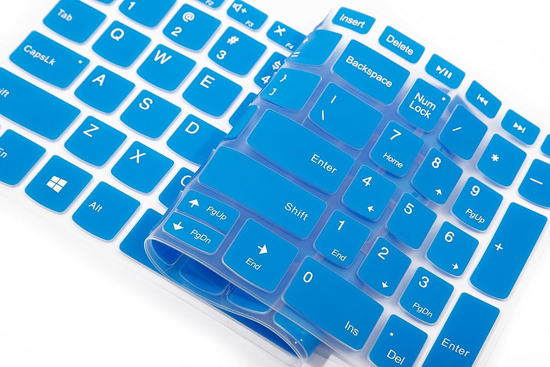 Rainbow ideapad 520 S340 S145 720s 15.6 ideapad 330 330s 15.6//17.3 ideapad 320 15.6//17.3 ideapad L340 15.6//17.3 Laptop Keyboard Cover for Lenovo Yoga C940 15,Yoga C740 15