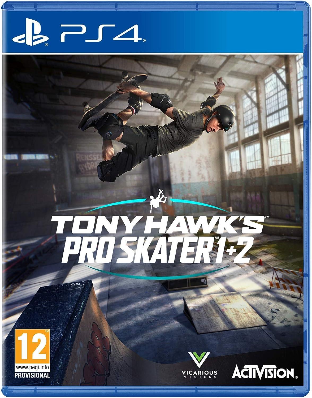 Tony Hawk's Pro Skater 1 + 2 en Amazon