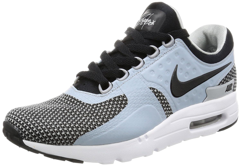 NIKE Air Max Zero Essential Mens Running Shoes B01MY7DVUU 11.5 M US|Black/Black/Wolf Grey