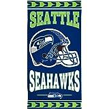 Wincraft NFL Seattle Seahawks Strandtuch 150x75cm