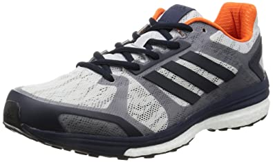 new styles 32abc ed9db adidas Supernova Sequence 9 Chaussures de Running Entrainement Homme, Gris  (LGB Solid Night Navy