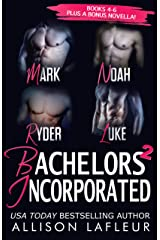 Bachelors Incorporated, Part 2: A Contemporary Romance Collection (Bachelors Incorporated Box Sets) Kindle Edition