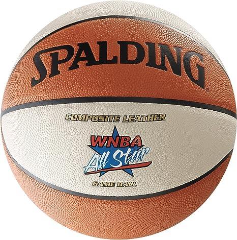 Spalding WNBA All Star Pro - Balón de Baloncesto: Amazon.es ...