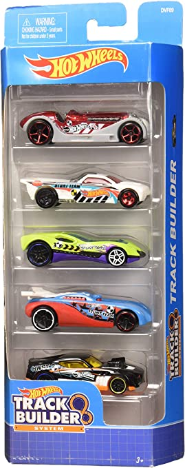 Blister 5 coches Hot Wheels surtido: Amazon.es: Juguetes y juegos