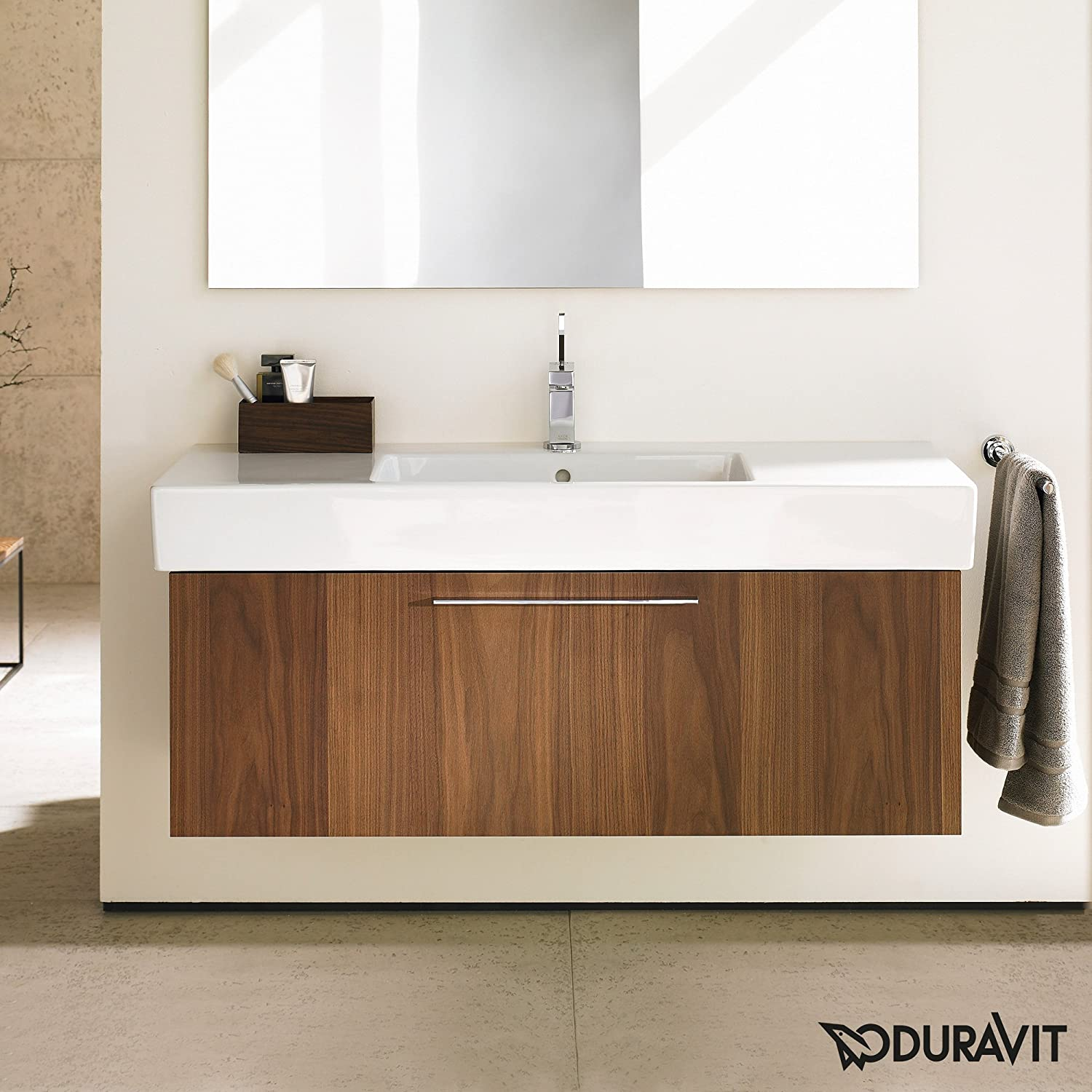Amazon.com: Duravit FO957301313 Vanity Unit for Vero 032910 ...