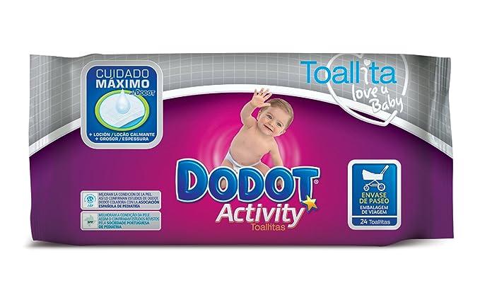 Dodot - Activity - Toallitas recambio - 24 toallitas