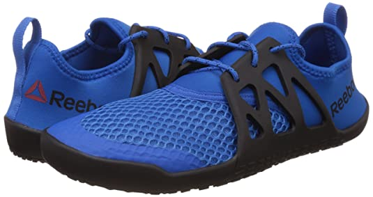 ac2bb8bb9f8 Reebok Men s Aqua Grip Tr Blue Sport and Black Water Shoes - 6 UK  Buy  Online at Low Prices in India - Amazon.in