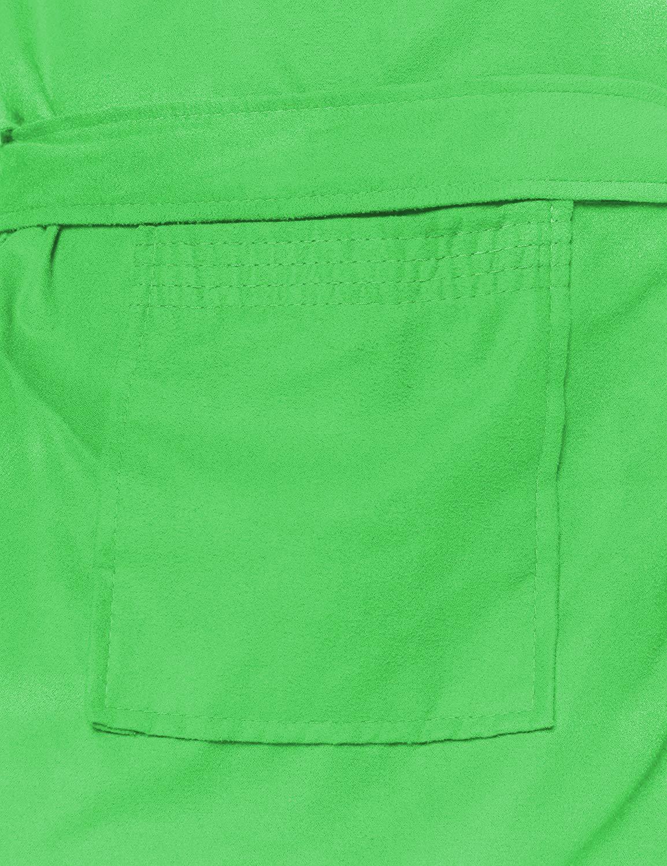 Accappatoio Uomo Accappatoio Microfibra Verde Accappatoio Accappatoio Donna Accappatoio Unisex XL PETTI Artigiani Italiani