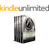 Dragon's Throne - The Complete Paranormal Romance Series