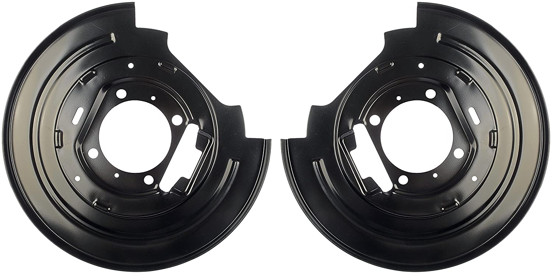 Dorman 924-215 Brake Dust Shield Pair