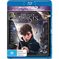 Fantastic Beasts and Where to Find Them (3D Blu-ray/Blu-ray)