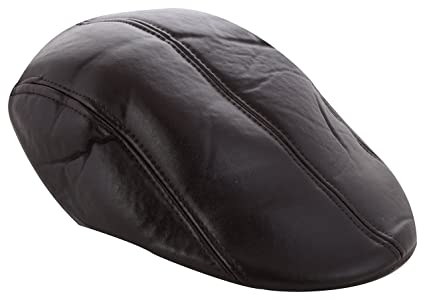 d88ee831 Buy Zacharias Men's Leather Golf Cap Brown Online at Low Prices in India -  Amazon.in